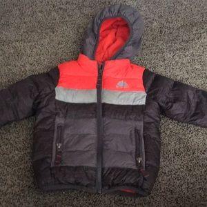 EUC - toddler boy winter coat